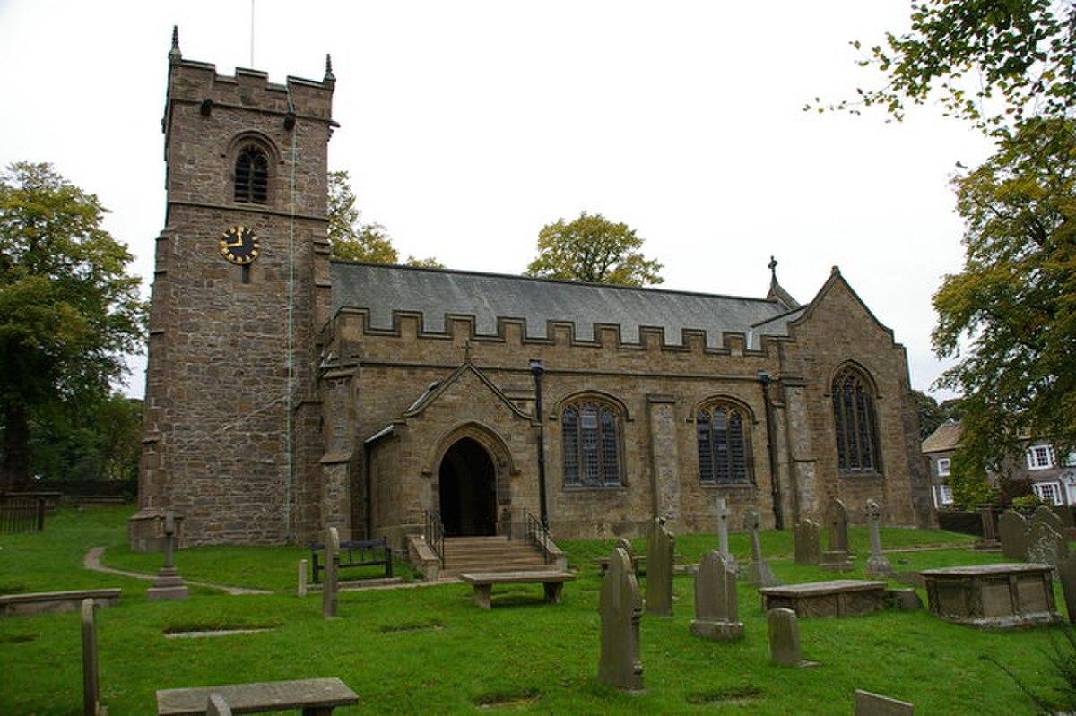 Parish Church of St Leonard, Downham - geograph.org.uk - 410968.jpg