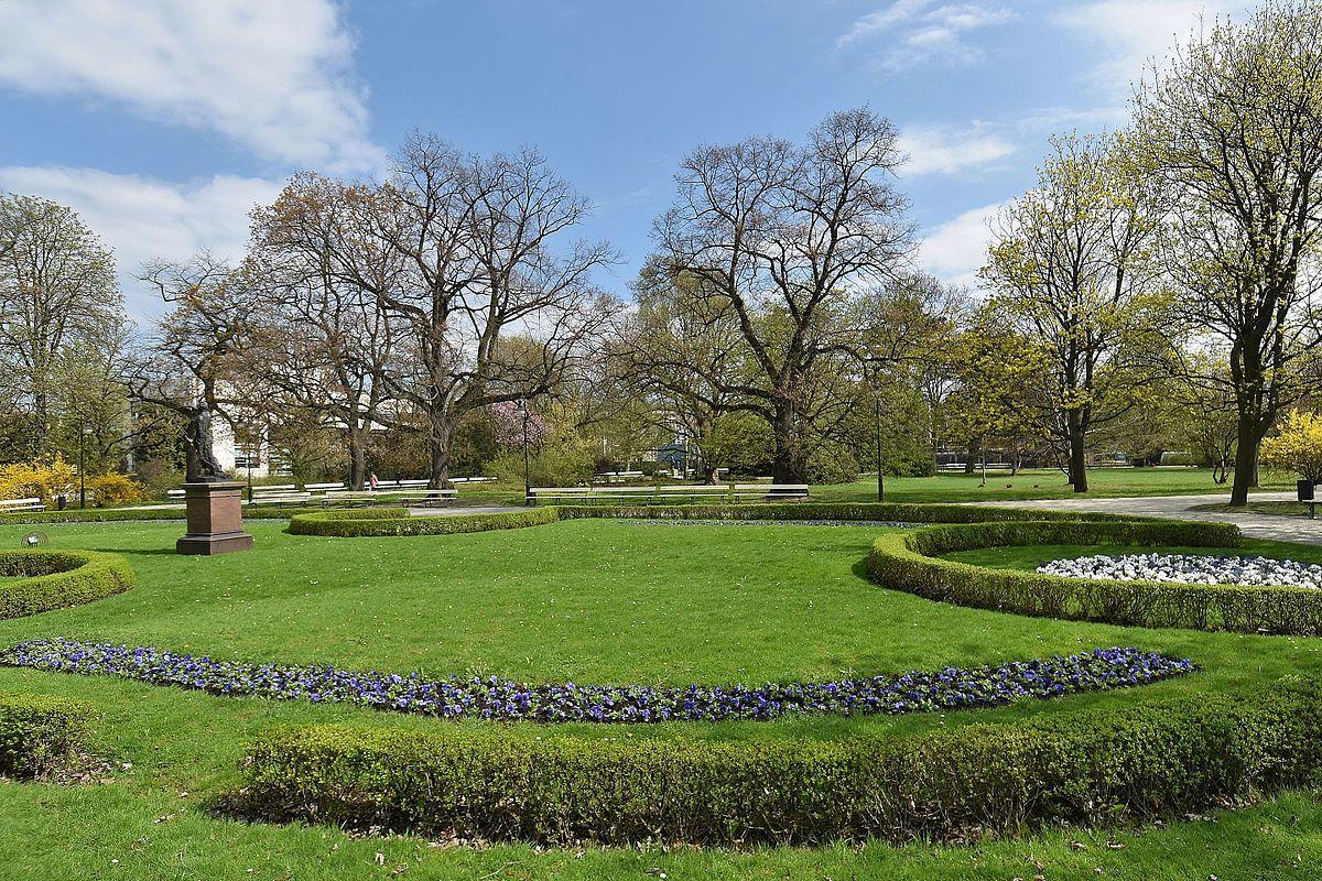 Park miejski – Wikipedia, wolna encyklopedia