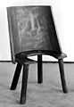 Parturition model chair, as described by Ryff, 1554 Wellcome M0007442.jpg