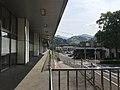 Path for Seiryu-Shin-Iwakuni Station near Shin-Iwakuni Station.jpg