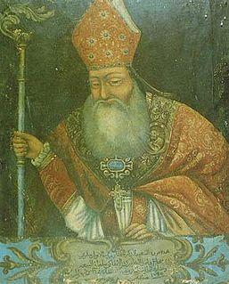 Michael Fadel Maronite Patriarch of Antioch