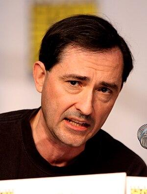 Patric Verrone - Patric Verrone at the 2010 Comic Con in San Diego.