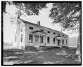 Patrick House, Spa State Park, .75 mile southeast of Gideon Putnam Hotel, Saratoga Springs, Saratoga County, NY HABS NY,46-SASPR,2-2.tif