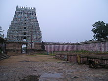 Thenupuriswarar Temple, Patteeswaram - Wikipedia