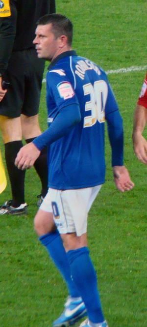 Paul Robinson (footballer, born December 1978) - Playing for Birmingham in 2012