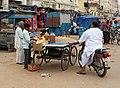 Peanuts vendor, Puri.jpg