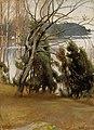 Pekka Halonen - Sallow in Autumn - A III 2628 - Finnish National Gallery.jpg