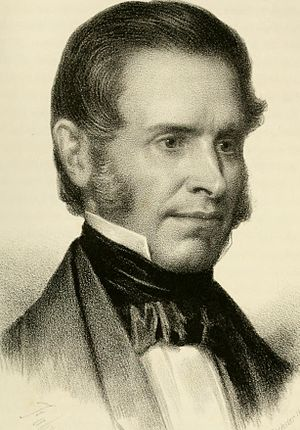Maine's 4th congressional district - Image: Peleg Sprague (1793 1880) at the age of 51