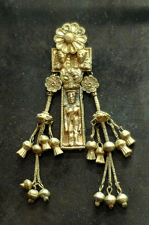 Kazaziye - Image: Pendant Camiros Louvre Bj 2169 9