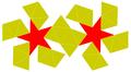 Pentagrammic antiprism flat.png