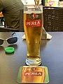 Perła beer glass, Poland, 2019.jpg