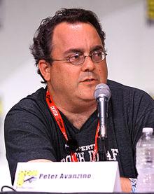 Peter Avanzino Net Worth