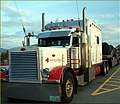 Peterbilt, Along the Highway, Semi-Retired, AZ 7-31-13 (11501438143).jpg