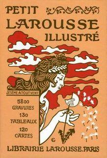 <i>Petit Larousse</i> book