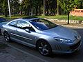 Peugeot 407 Coupe V6 2008 (15085775163).jpg