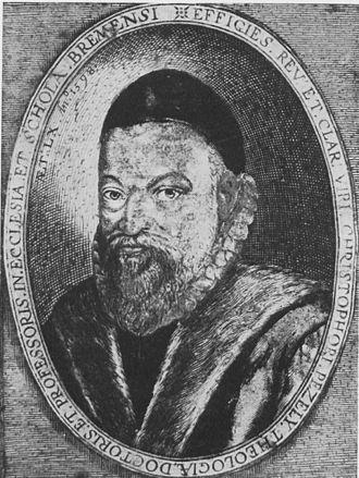 Plauen - Christoph Pezel 1598
