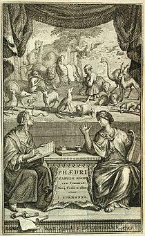 Phaedrus Fabulist 1745 engraving.jpg