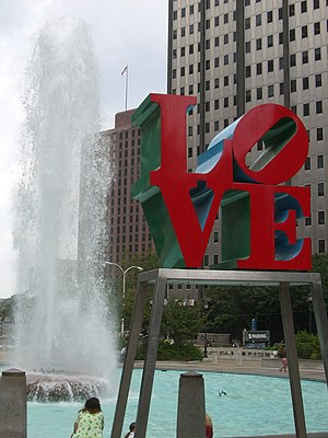 English: Philadelphia, Pennsylvania, USA Españ...