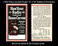Philco Socket Power A & B Battery eliminators - 1925 August brochure.JPG