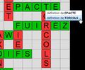 Photo d'écran jeu de lettres Fundox (définition 1).png