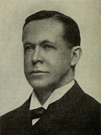David M. Parry - Portrait of David MacLean Parry