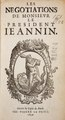 Pierre-Jeannin-Les-negotiations-de-monsieur-le-president-Ieannin MG 1091.tif