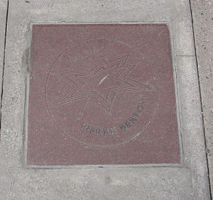 Pierre Berton - Pierre Berton's Star on Canada's Walk of Fame