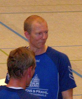 Pierre Thorsson handball player