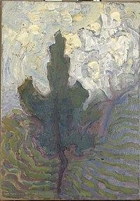Piet Mondriaan - Single tree silhouette - 0334219 - Kunstmuseum Den Haag.jpg