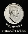 Pietro Peretti. Photograph after a relief. Wellcome V0028770.jpg