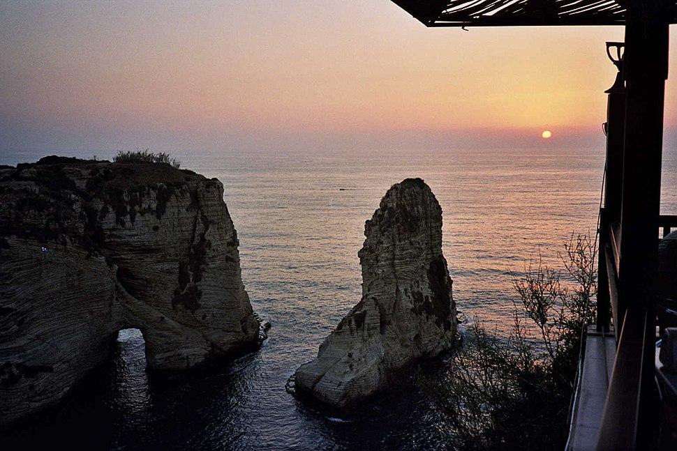 Pigeon Rocks Sunset (48707394)