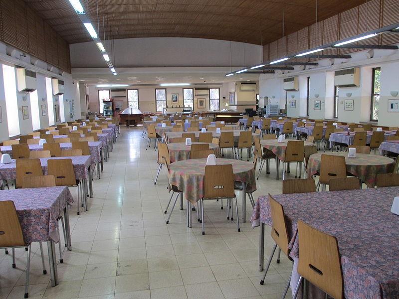 חדר האוכל בשפיים