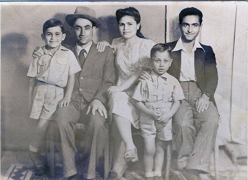 משפחת גדליהו 1948 פתח תיקווה
