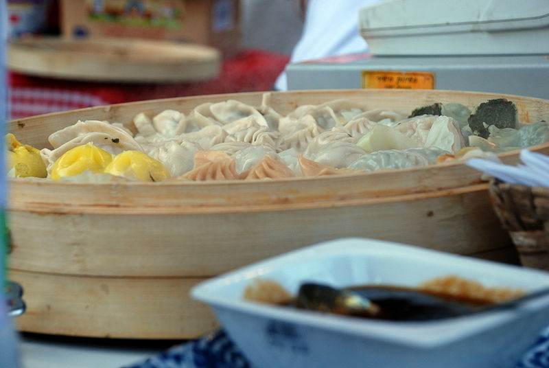 Street Food Dim Sum