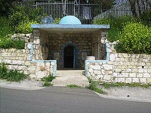 Levi ben Sisi - Alleged tomb of Levi and Yossi Bar Sisi, Sasa, Israel