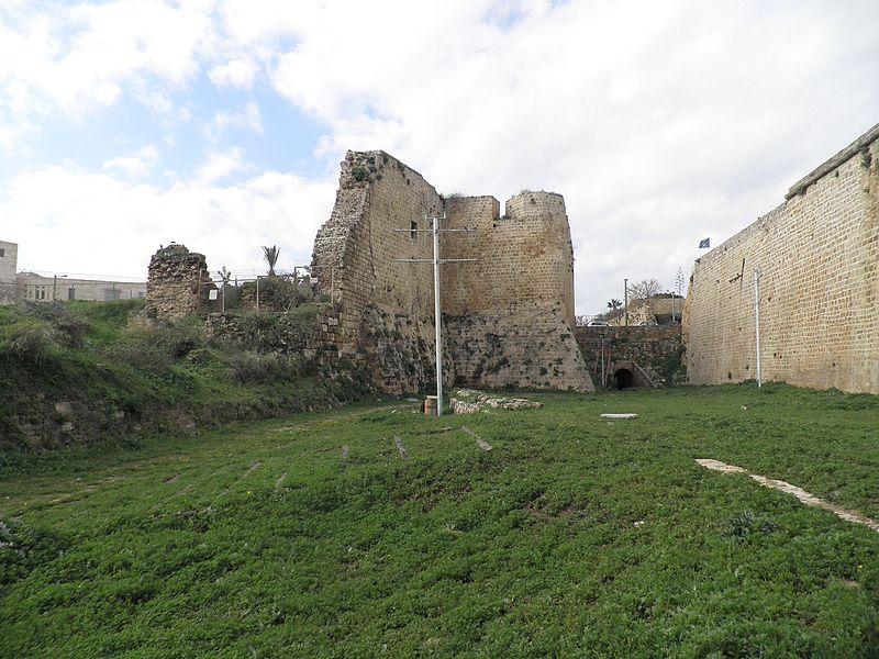 חומת דאהר עכו