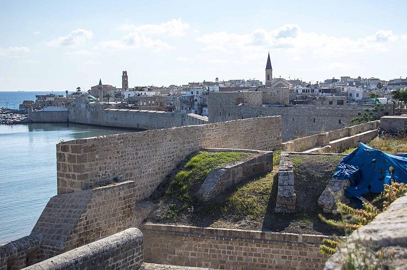 חומות עכו המזרחיות