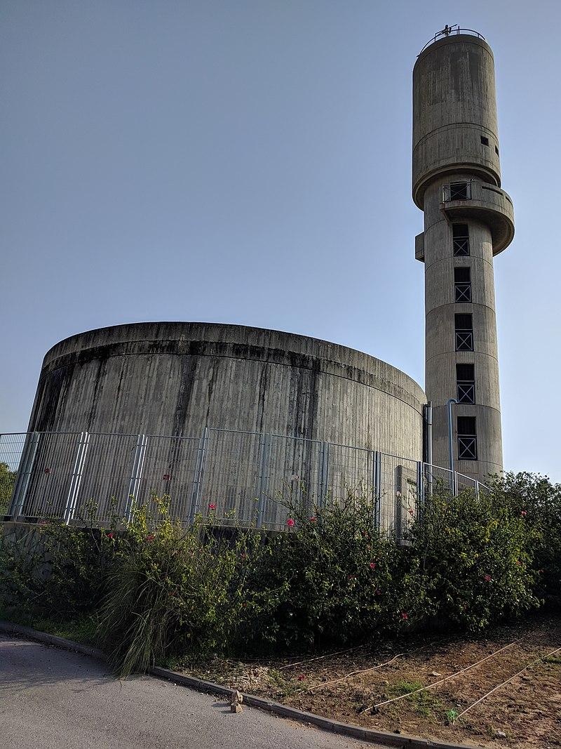 מגדל המים במתן