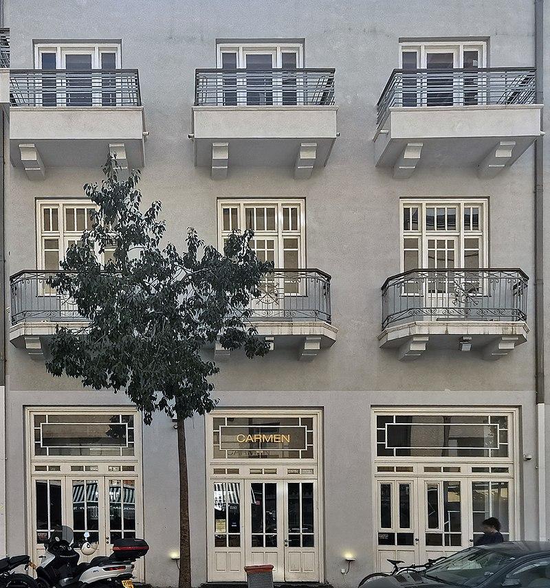 הבית ברחוב לילנבלום 24 תל אביב