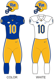Pitt Panthers Fußball unif.png