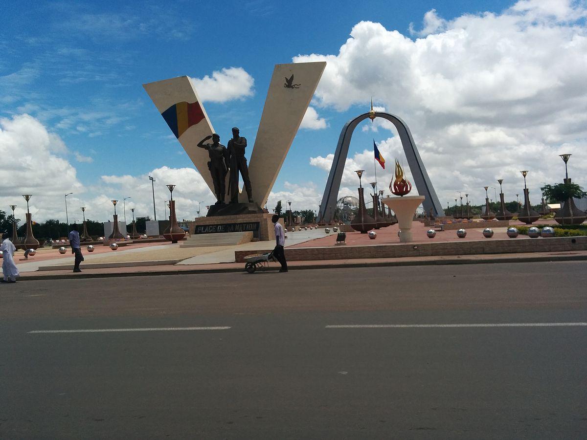 Image result for N'djamena, Chad