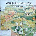 Plan du combat du maquis de Saint-Lys.jpg