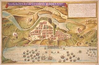 João Teixeira Albernaz I Portuguese cartographer