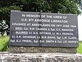 Plaque near Ballyshannon - geograph.org.uk - 504808.jpg