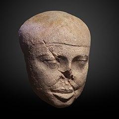 Plaster mask of Nimaatra-37.644