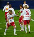 Players of Red Bull Salzburg 2010-11.JPG