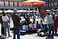 Plaza Mayor, Cuesta Moyano y barrio de Las Letras celebran el Día del Libro (03).jpg