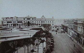 Plaza de la Victoria Buenos Aires