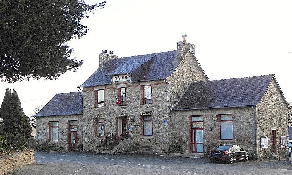 Mairie de Plorec-sur-Arguenon (22).