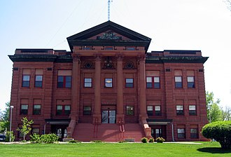 Plymouth County, Iowa - Image: Plymouth County IA Courthouse